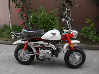 125cc monkey bike