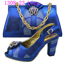 2014 latest design italian matching shoes and bags/ fast delivery matching shoes and bags/ for ladies shoes and matching bags