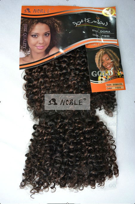 New Arrival Noble Hair Extensions Dora Synthetic Hair Noble Hair Products