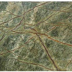 Rajasthan marbles prices/Rainforest green marble/luxury green marble floor tiles