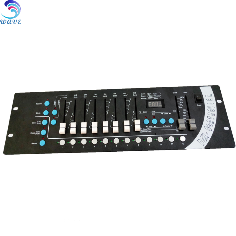 192 dmx 512 channel stage lighting controller