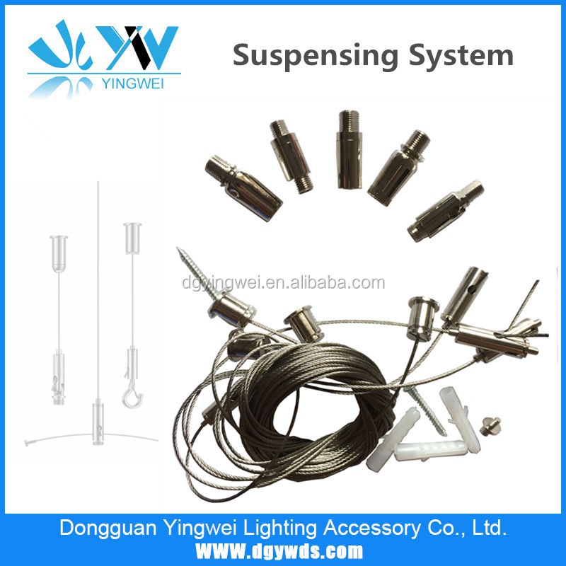 High Quality Panel Light Suspending System