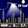 Y-SOLAR SL1-1-24 Solar Power CE RoHS DC 12 24 street light IP65 3.5W Led Road Lighting lamp