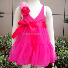 Wholesale Stylish Girls Dress Sweet Children Casual Dresses on Promotion