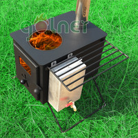 cubic mini wood stove, outdoor cooking stove wood boiler