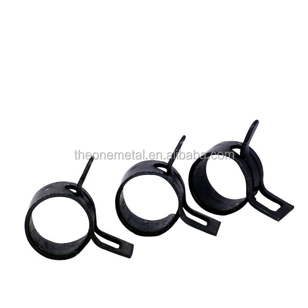 Swivel Clip , spring hose clamp for small size pipe and tube