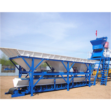 Good sale ready mixed three hopper concrete batching machine