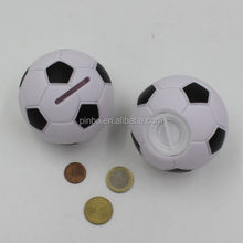 Football Shaped Plastic Money Safe Box