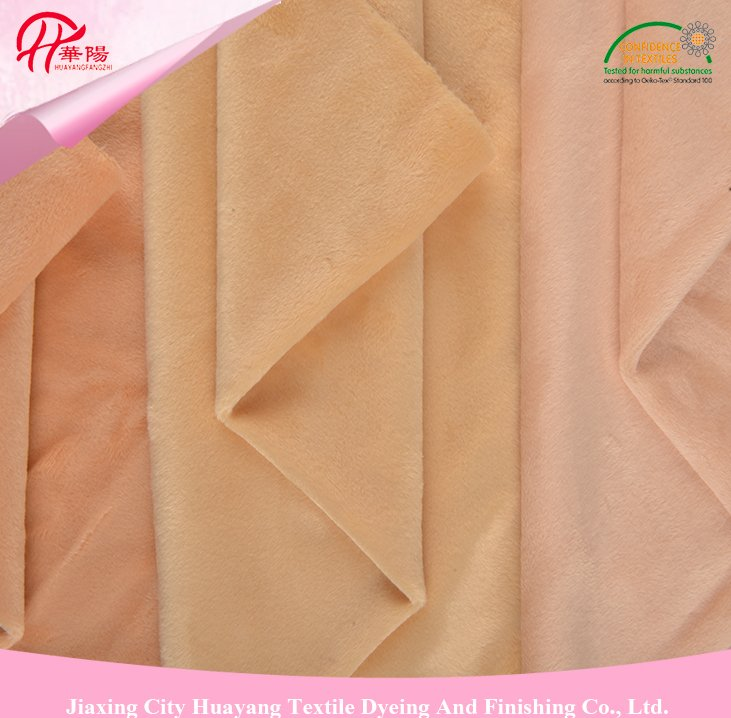 Wholesale China Products 100% Polyester,2016 Micro Velboa Fabric, Silky Fleece Fabrics Clothing Lining