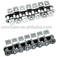 Short Pitch Conveyor Roller Chain Attachments