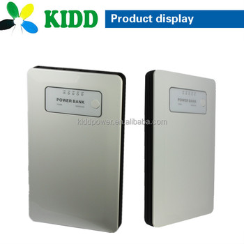 External Battery Backup Universal Portable Power Bank 30000mAh 16V 19V 12V 3A 2A for laptop power bank 30000mah