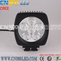 Super China 4x4 accessories auto flood car LED work lamp