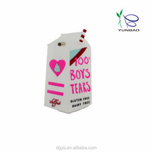 100% boys tears design silicone cell phone cases cover wholesale in china