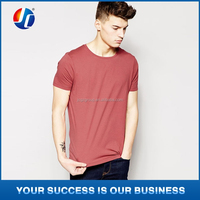 High quality slim fit blank cotton t-shirt custom your logo