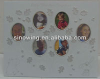 hot sales aluminum family tree picture frame ZD121X