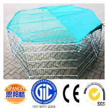 iso approved Iron Wire Large Animal Cages for sale