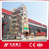 CE approved 12 car space car stacker
