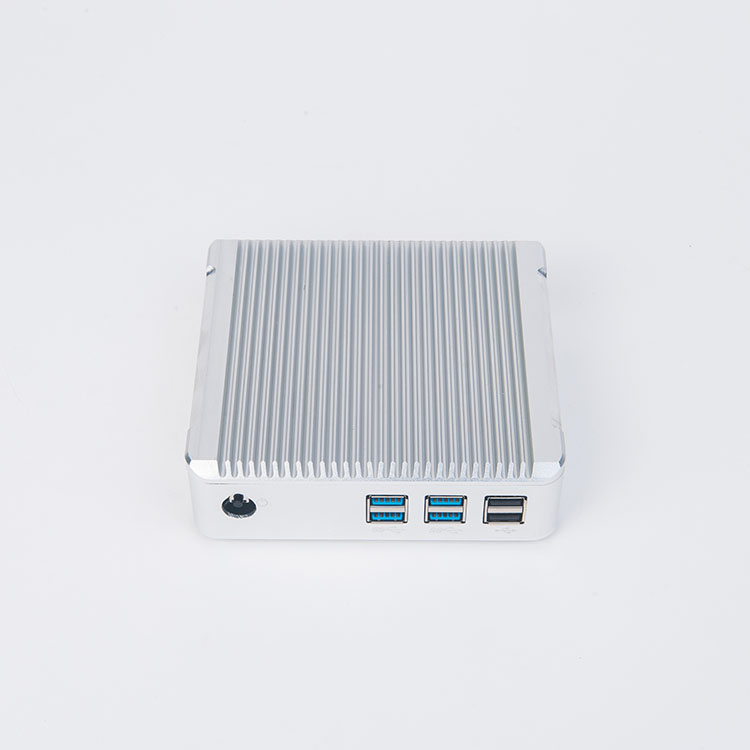 Intel Core i3 4010u Broadwell Barebone NUC Fanless