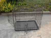 galvanized steel iron wire heavy duty strong stainless large cheap dog crates