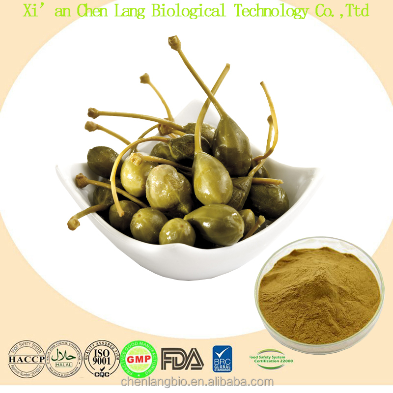 Organic Pure Natural Free Sample Bulk Capers Extract Powder