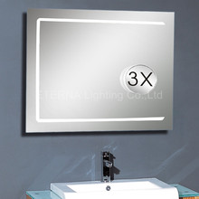 ETERNA Low Energy 3x 5x Magnifying Shave Mirror Led Defogging Mirror