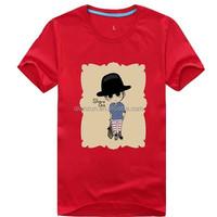 T-shirt Custom Print/Digital Print T-shirt/Print T-shirt