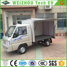 2016 Hot Sales Mobile/Electric Courier Truck From China