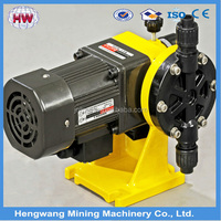Manual High Pressure Electric Hydraulic Diaphragm Metering Pump