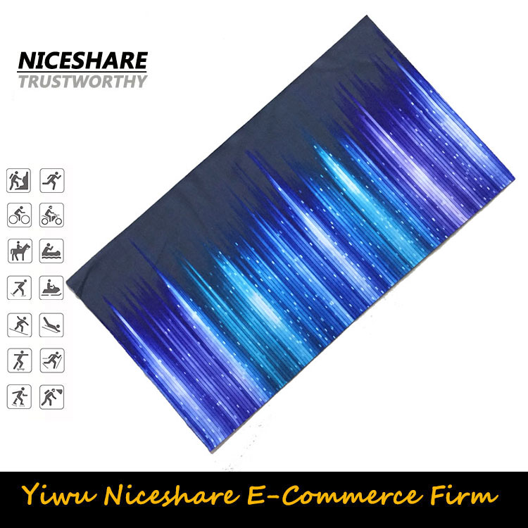 wholesale cheaper custom print hiking sports seamless headband Bandana