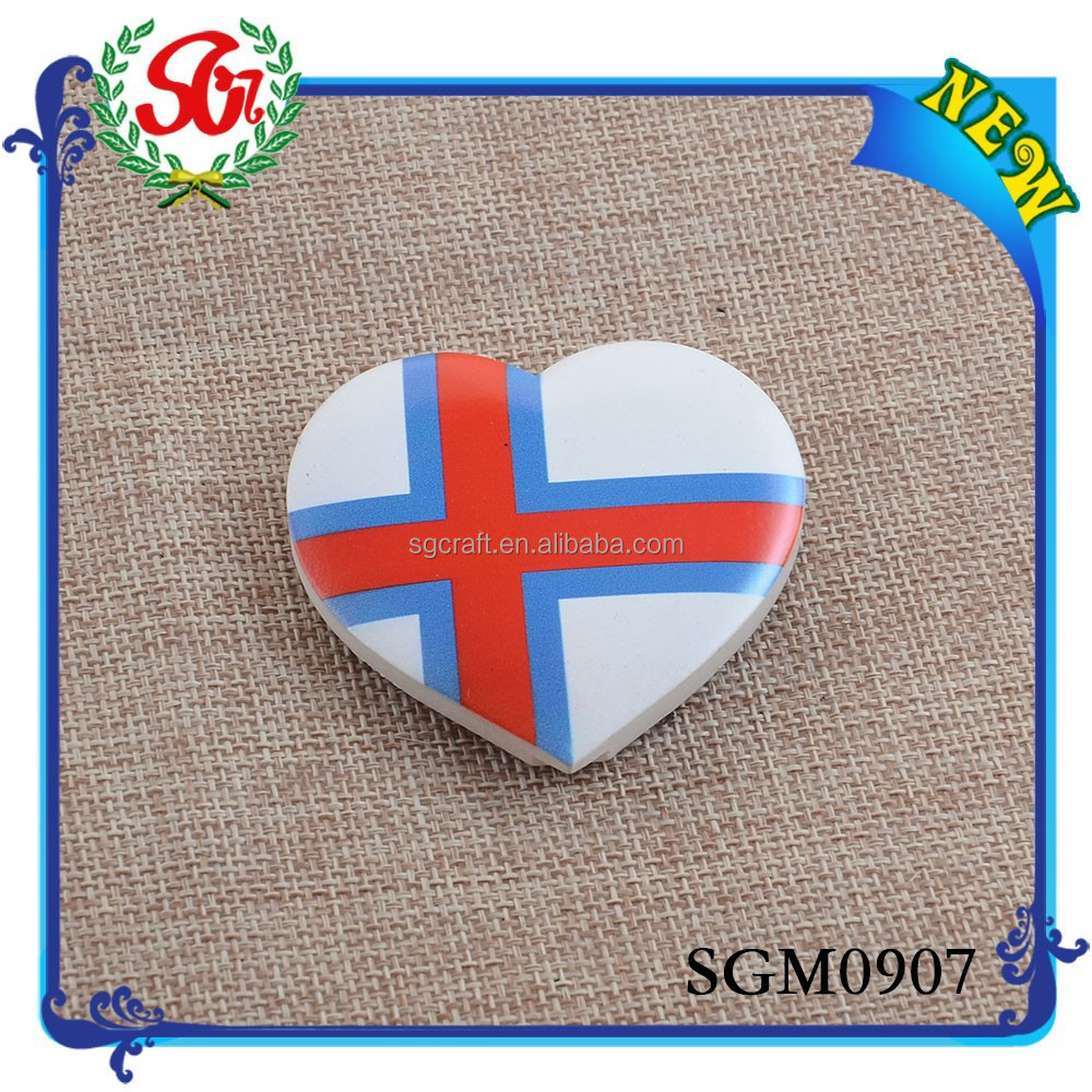 SGM0907 Faroe Islands Fridge Magnet Souvenir Custom, China Supplier Promotional Magnetic