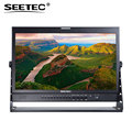 "Aviation Aluminum Case LCD Display 21.5"" Carry-on Field 1920x1080 Resolution Pro Broadcast Monitor with SDI HDMI"