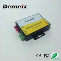RS485/422 to fiber optical converter fiber optic modem fiber media converter