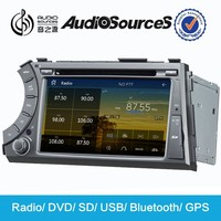 Car Audio Video Autoradio DVD Navi System for Ssangyong Kyron/Actyon with 3G PIP 10CDC GPS