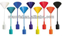 silicone pendant lamps kit