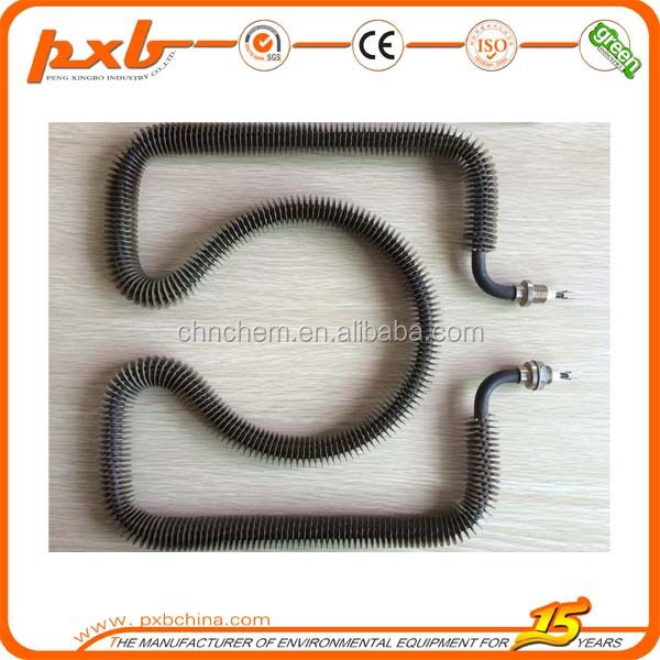 special kinds shape stainless steel electric tubular Finned Heater/heating element