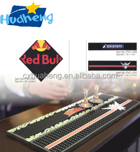 OEM high quality custom Bar Mat/custom pvc bar mat