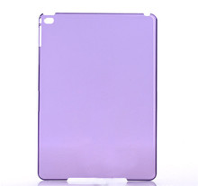transparent hard pc case for ipad mini 4 back cover for ipad mini 4