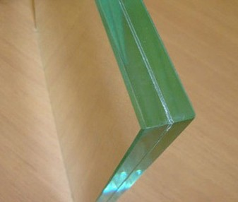 8.76 laminated glass