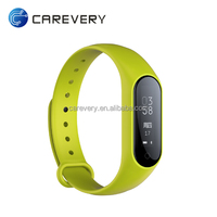 New Waterproof OLED Screen Sleep Monitor Fitness Tracker Heart Rate Monitor Watches