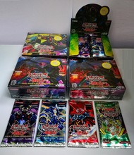 1st edition YuGiOh! Star Pack ARC-V New and Sealed Box 24 Boosters YuGiOh Cards