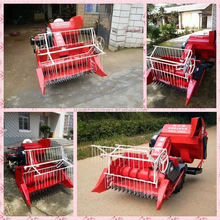 Hot selling 2 row corn harvester/ mini corn combine harvester/ combine harvester with best quality
