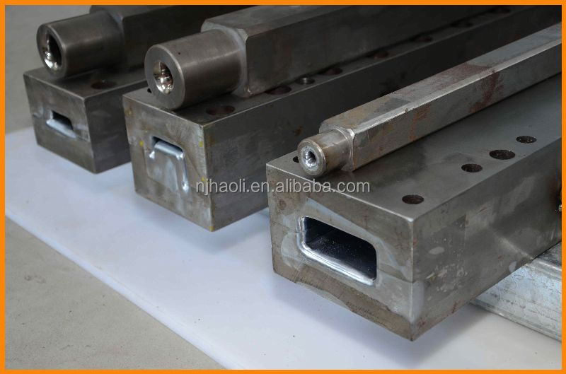 molds for concrete columns. FRP Pultrusion mould