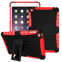 Sockproof smart slim armor case for iPad mini 4