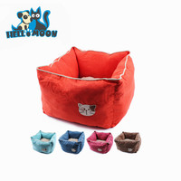 Hot Selling Luxury Plush Removable Bed for Dogs