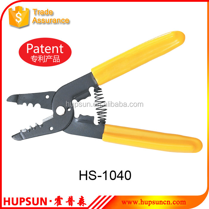 Stripping 6-16mm2 cutting 30mm manual stripper tool wire cutter crimper