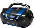2016 Hot Portable CD/MP3/fm player Boombox radio