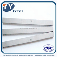 high quality tungsten carbide wear part for cutting woods