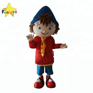 Funtoys CE Human Noddy Mascot Carnival Costumes for adult