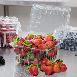 Plastic blister fruit box /container/ fruit Tray/ Clear blister packaging for fruit