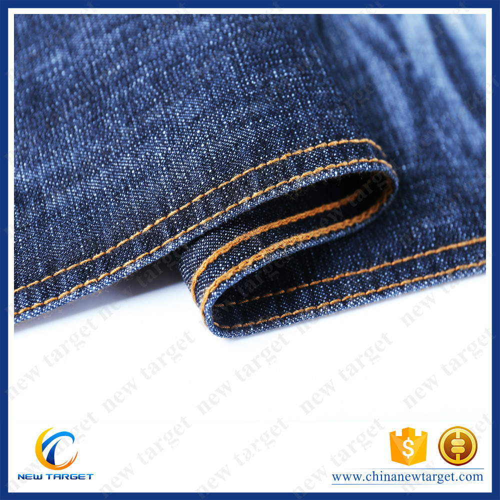 Professional denim jeans fabric online shop for clothing